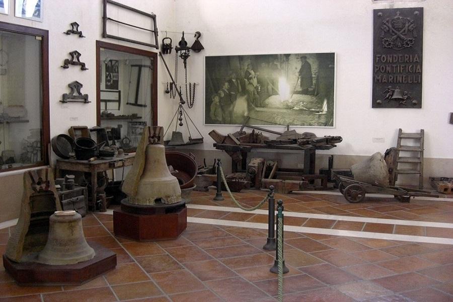 agnone-campane-museo